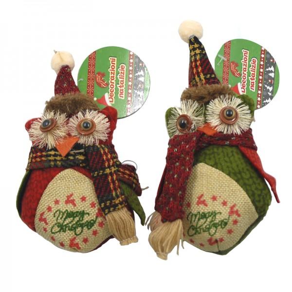 Κουκουβάγιες Χριστουγεννιάτικες 5744