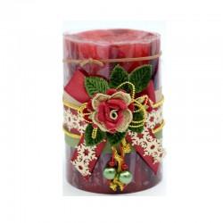 Κερί Διακοσμημένο 182746