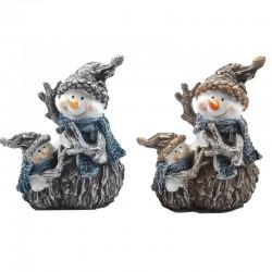Διακοσμητικοί Χιονάνθρωποι 5383