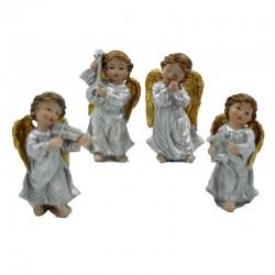 Χορωδία Αγγέλων Ασημένοι Σ/4 5105