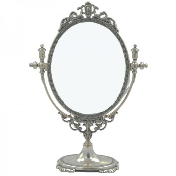 Καθρέφτης GIGLIO Επάργυρος Μπρούτζινος 066E