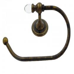 Κρεμάστρα Μπάνιου Μπρούτζινη 1794BR