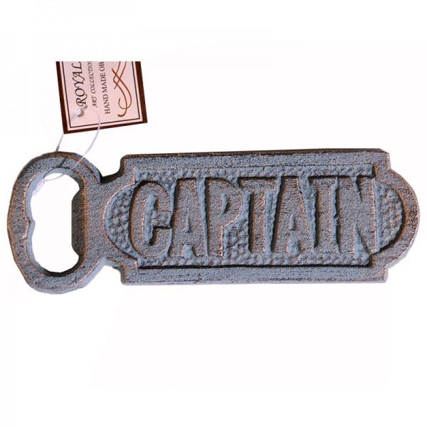 Ανοιχτήρι σιδερένιο Captain 2048GR