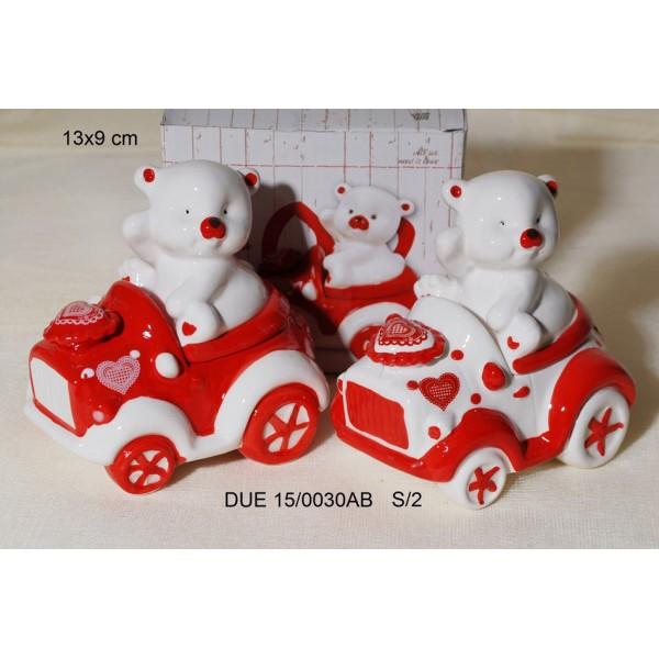 Αυτοκινητάκι Με Αρκουδάκι 150030AB