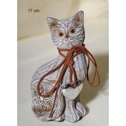 Γάτα Πολυεστερική 17cm