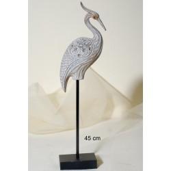 Πουλί Πολυεστερικό σε βάση 45cm