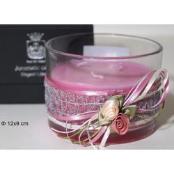 Αρωματικό Κερί χειροποίητη διακόσμηση