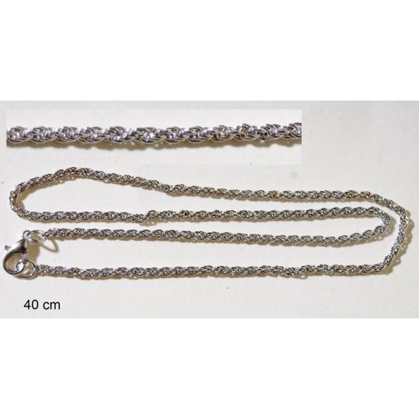 Αλυσίδα για Κοσμήματα 40cm