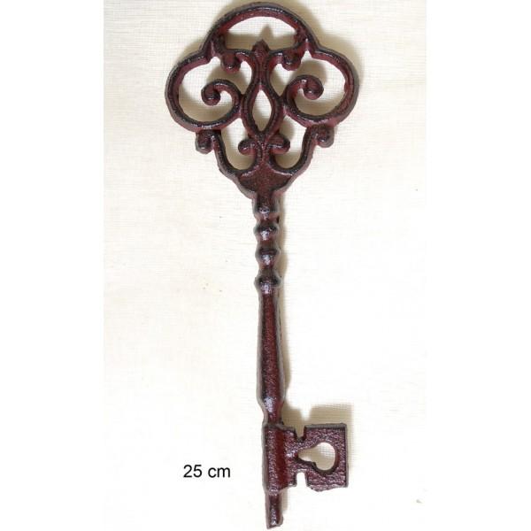 Κλειδί Σιδερένιο Vintage 25cm