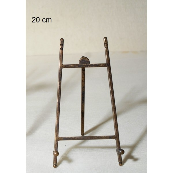 Βάση Κάδρου 20cm Μπρούτζινη