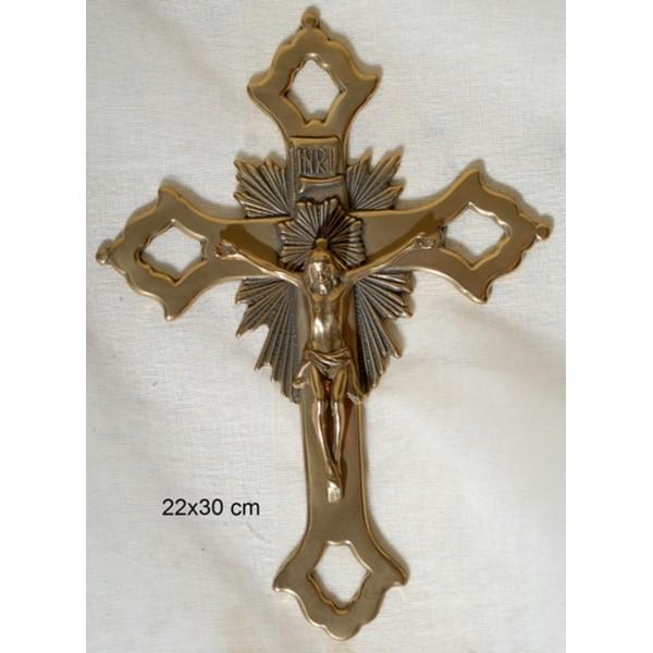 Σταυρός Βυζαντινός Μπρούτζινος