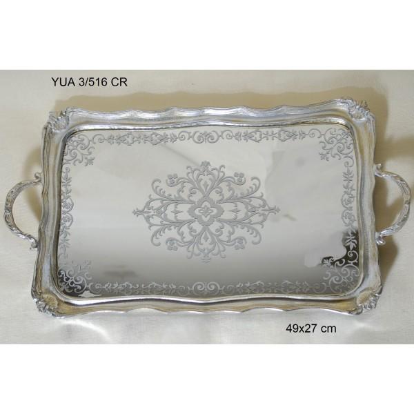 Δίσκος με Καθρέφτη Πολυεστερικός