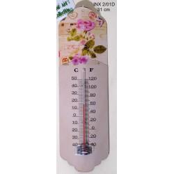 Θερμόμετρο τοίχου Vintage