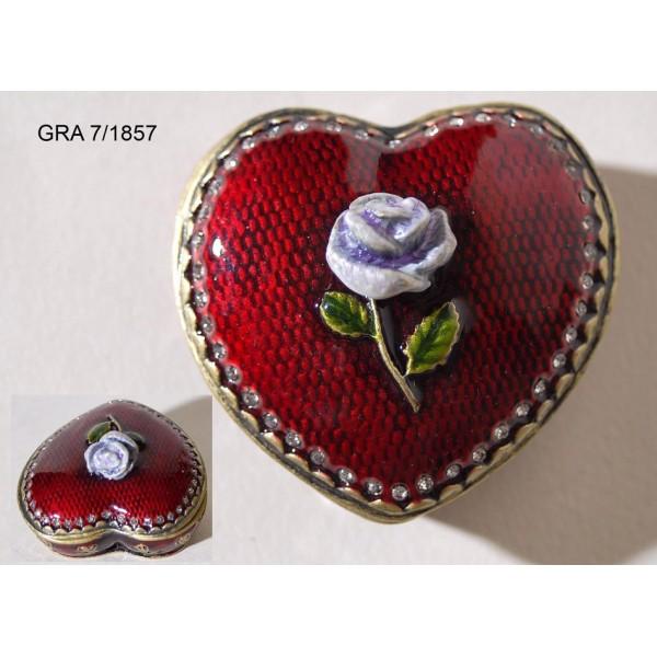 Μινιατούρα – Κουτάκι Κόκκινη Καρδιά
