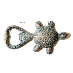 Ανοιχτήρι σιδερένιο χελώνα Antique Green