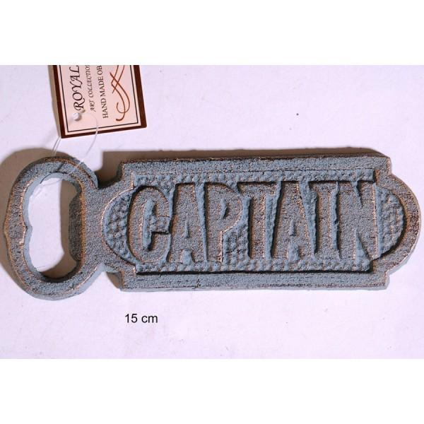 Ανοιχτήρι σιδερένιο Captain