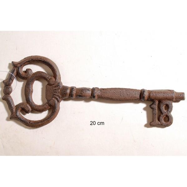 Κλειδί σιδερένιο Vintage Antique
