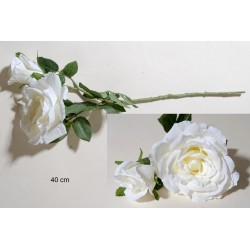 Κλαδί υφασμάτινο Τριαντάφυλλο
