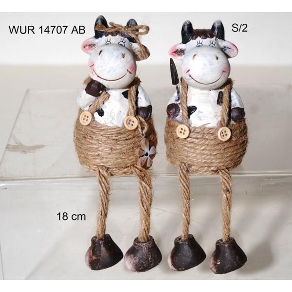 Αγελαδίτσες καθιστές