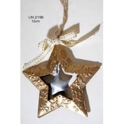 Χριστουγεννιάτικο Χρυσό Αστέρι