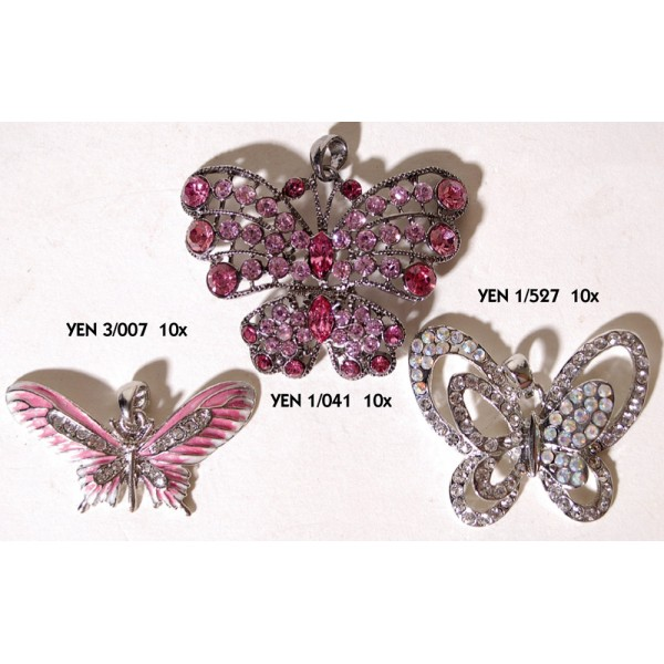 Στολιδάκι Κρεμαστό Πεταλούδα